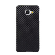 Mert Samsung Galaxy tok Minta Case Hátlap Case Csempe Műbőr Samsung A5(2016) / A3(2016)