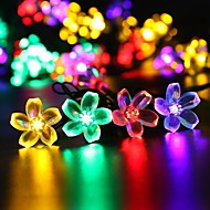 King Ro 100LED 8 Mode Blossom Christmas Decoration Waterproof String Light(KL0020-RGB,White,Warm White)