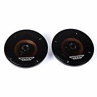"""par 5.4 """"dia 2-drożne głośniki współosiowe 20 watt czarny dla auto car audio"""