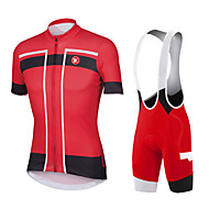 KEIYUEM® Short Sleeve Spring / Summer / Autumn / Winter Cycling Clothing Sets/Suits TightsWaterproof