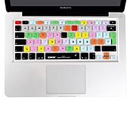 xskn lopullinen leikkaus pro 7 silikoni kannettavan tietokoneen näppäimistön kansi iho MacBook Air 13 tuumaa, MacBook Pro 13 15 17 tuumaa,