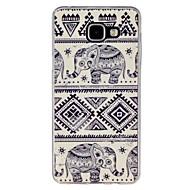 Για Samsung Galaxy Θήκη Με σχέδια tok Πίσω Κάλυμμα tok Ελέφαντας TPU Samsung A7(2016) / A5(2016) / A3(2016) / A9