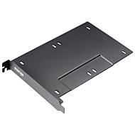 """Akasa AK-HDA-10BK 2.5"""" SSD/HDD mounting bracket for PCIe/PCI slot"""