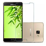asling 0,26 mm 9h 2,5d kaari karkaistu lasi näytön suojus Samsung Galaxy a9