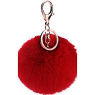 pom pom trousseau balle amusant pour la décoration des sacs cadeau