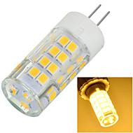 1 stk. Marsing G4 6W 51 SMD 2835 500-600 lm Varm hvid / Kold hvid Nedfaldende retropasform Dekorativ LED-lamper med G-sokkel AC 220-240 V