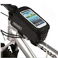 Sac de cadre de vélo / Sacoche de Vélo Anti-dérapant / Multifonctionnel / Ecran tactile Cyclisme/Vélo PVC / TérylèneJaune / Rouge / Noir