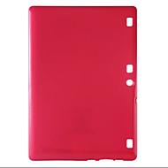 """caucho de silicona caso de la piel de gel para la lengüeta 2 lenovo a10-70 10.1 """"tableta (colores surtidos)"""