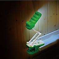 moderna plegable mesa de carga lámpara de mesa lámpara recargable ajustable llevó luz de lectura (color clasificado)