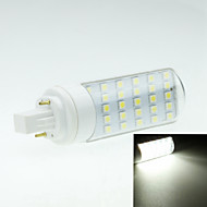 Luces LED de Doble Pin Decorativa SENCART Rotatoria G24 6W 30 SMD 5050 550-600 lm Blanco Cálido / Blanco Fresco AC 85-265 V 1 pieza