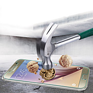 PremPremium Nano Explosion-proof Defense Membrane Tempered Film HD Clear Screen Protector Kits for Samsung Galaxy S6