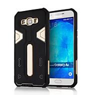 Na Samsung Galaxy Etui Odporne na wstrząsy Kılıf Etui na tył Kılıf Zbroja Silikon Samsung A8 / A7 / A5