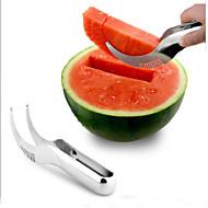 1 τμχ Cutter & Slicer For για Φρούτα Πλαστικό Υψηλή ποιότητα / Δημιουργική Κουζίνα Gadget / Πολυλειτουργία