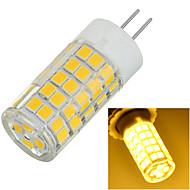 7W G4 LED Doppel-Pin Leuchten Eingebauter Retrofit 64 SMD 2835 600-700 lm Warmes Weiß / Kühles Weiß Dekorativ AC 220-240 V 1 Stück