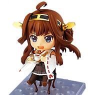 Rysunki Anime akcji Zainspirowany przez Kantai Collection Cosplay Polichlorek winylu 10 CM Klocki Lalka Zabawka