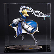 Anime de acțiune Figurile Inspirat de Fate/stay night Cosplay PVC 6 CM Model de Jucarii păpușă de jucărie