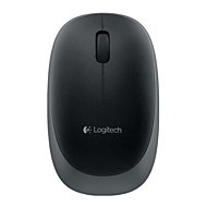 Original Logitech Wireless M165 with USB Optical Mouse Mini Receiver for Notebook Computer