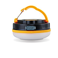 Lights Lanterns & Tent Lights LED 180 Lumens 1 Mode LED USB Waterproof Rechargeable Camping/Hiking/Caving ABS