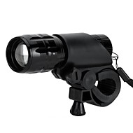 LS1798 Bicycle Light 7 Watt 500 Lumens 3 Mode Waterproof Bicycle Light LED Bike Front Light + Torch Holder