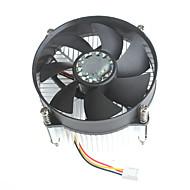 FY-012 cpu cooler Celeron / Pentium d / Pentium 4 / AMD AM2 de propósito geral do ventilador CPU de desktop fã Intel LGA775