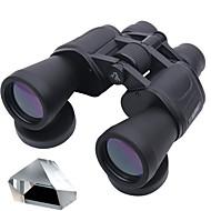 10-70x 70 mm Binocolo BAK4 Impermeabile / Resistente alle intemperie / Visione notturna 119m/1000m Messa a fuoco centrale