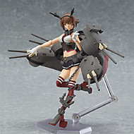 Kantai Collection Andre 15CM Anime Action Figures Model Legetøj Doll Toy