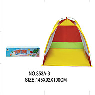 barna leker leketøy telt praktisk sjø ball