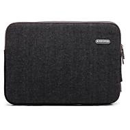 "cas pour 11 ""12"" 13 ""macbook samsung surface thinkpad hp dell gaine étanche portable en tissu cas sac absorbant les chocs"