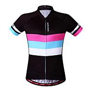 Hauts/Tops / Shirt / Mailliot de Camping & Randonnée / Pêche / Fitness / Sport de détente / Cyclisme/Vélo / triathlon FemmeManches