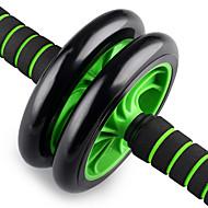 deux roues ab pousser rond fitness à domicile roue de roue abdominale muet ab est l'environnement