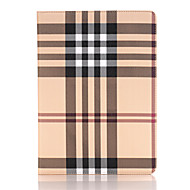 9.7 Inch Stripe Pattern Pu Leather Case with Plug-in card with Stand for ipad pro 9.7(Assorted Colors)
