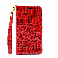 For Samsung Galaxy Case Card Holder / with Stand / Flip / Magnetic / Pattern Case Full Body Case Geometric Pattern PU Leather Samsung
