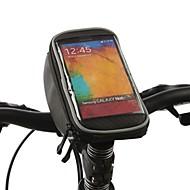 ROSWHEEL® 자전거 가방 1L자전거 핸들바 백 방수 / 빠른 드라이 / 비 방지 싸이클 가방 나이론 / 옥스포드 / Terylene 싸이클 백 iPhone 5/5S / 아이폰 5 ℃ / 다른 유사한 크기의 전화 사이클링 18*11*9