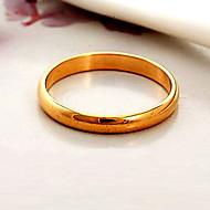 Prstenje Vjenčanje / Party / Dnevno / Kauzalni / Sport Jewelry Pozlaćeni ŽenePrstenje za parove / Midi prstenje / Klasično prstenje /