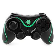 PS3를위한 무선 듀얼 쇼크 컨트롤러 (녹색)