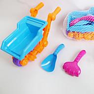 estate giocattoli spiaggia carrello (4 pezzi)
