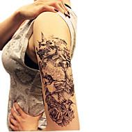 1 Tatoveringsklistermærker Dyre Serier Blomster Serier Jul NytårBaby Dame Herre Voksen Flash tatovering Midlertidige Tatoveringer
