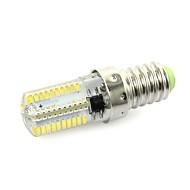 4W E14 Lâmpadas Espiga T 80 SMD 3014 320-360 lm Branco Quente / Branco Frio AC 220-240 V 1 pç