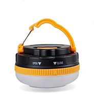 mlsled® point culminant a conduit multifonctionnel lumière tente / lumière du cabinet / lampe de pêche / lumière pied / vélo léger
