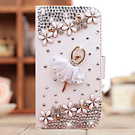 Luxury PU Leather Material Full Body Cases for Samsung Galaxy S4