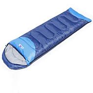 침낭 직사각형 침낭 싱글 10°C 중공 코튼X75 하이킹 캠핑 따뜨하게 유지 수분 방지 방수 방풍 먼지 방지 BSwolf