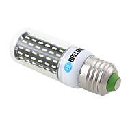 15W E14 / G9 / E26/E27 LEDコーン型電球 T 96 SMD 3014 1500 lm 温白色 / クールホワイト 交流220から240 V 1個