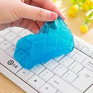 cibernéticos universal ferramentas de limpeza teclado limpo de poeira de limpeza da lama canto cor aleatória