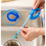 επεκτάσιμη μαλλιά διαρροή καθαρό εργαλείο καθαρίσετε το νεροχύτη για να συλλέξει συνδέσετε τα εργαλεία εκσκαφέων τουαλέτα