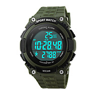 Sports Personality Waterproof Electronic Watches Students Watch Male Fashion Trend Pedometer Table