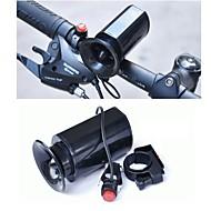 Bicicletta Bike Bells Ciclismo/Bicicletta / Bici da strada / BMX / Bicicletta a scatto fisso / Ciclismo ricreativo allarme Nero ABS 1PCS-