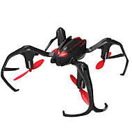 Others FX-19 dar 6 as 6-kanaals 2.4G RC Quadcopter Headless-modus / 360 graden flip tijdens vlucht       / Upside-Down Flight
