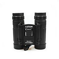 LUXUN 8X21 mm 双眼鏡 耐候性 ナイトビジョン HD 一般用途向け BAK4 マルチコーティング 標準 131m/ 1000m センターフォーカス