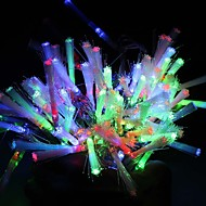 10m 100-ledda färgglada ljus 8-mode ledde string lampa (220V)