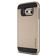 hoge kwaliteit haarlijn stijl hybride TPU + PC Back Cover voor Samsung note3 / note4 / note5 (diverse kleuren)